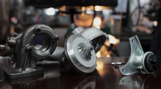 Диагностика и ремонт турбин